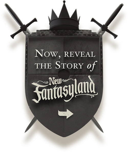 Reveal the story of New Fantasyland.